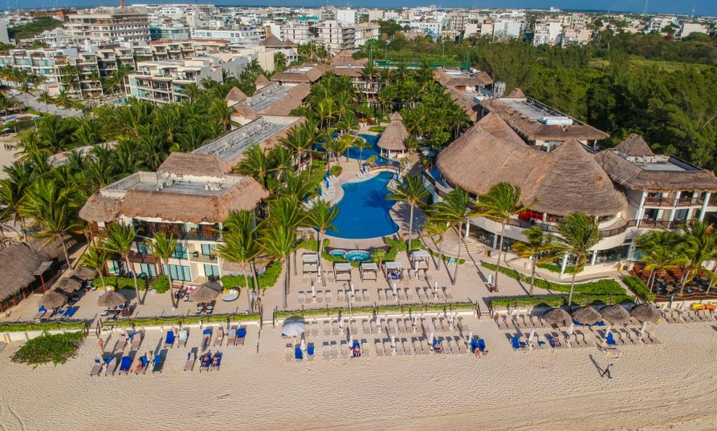 Aerial Photography in Playa del Carmen
